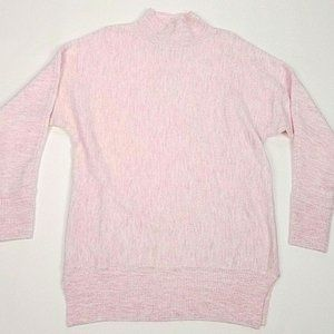 Magaschoni Mock Turtleneck Sweater Womens Size S